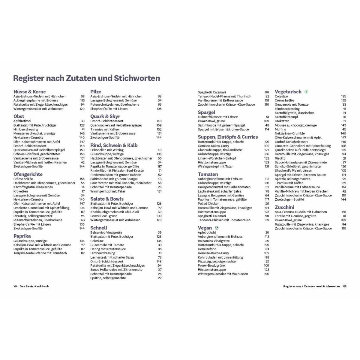 """WW Kochbuch """"Das Basis-Kochbuch"""" (70 Rezepte) 6"""
