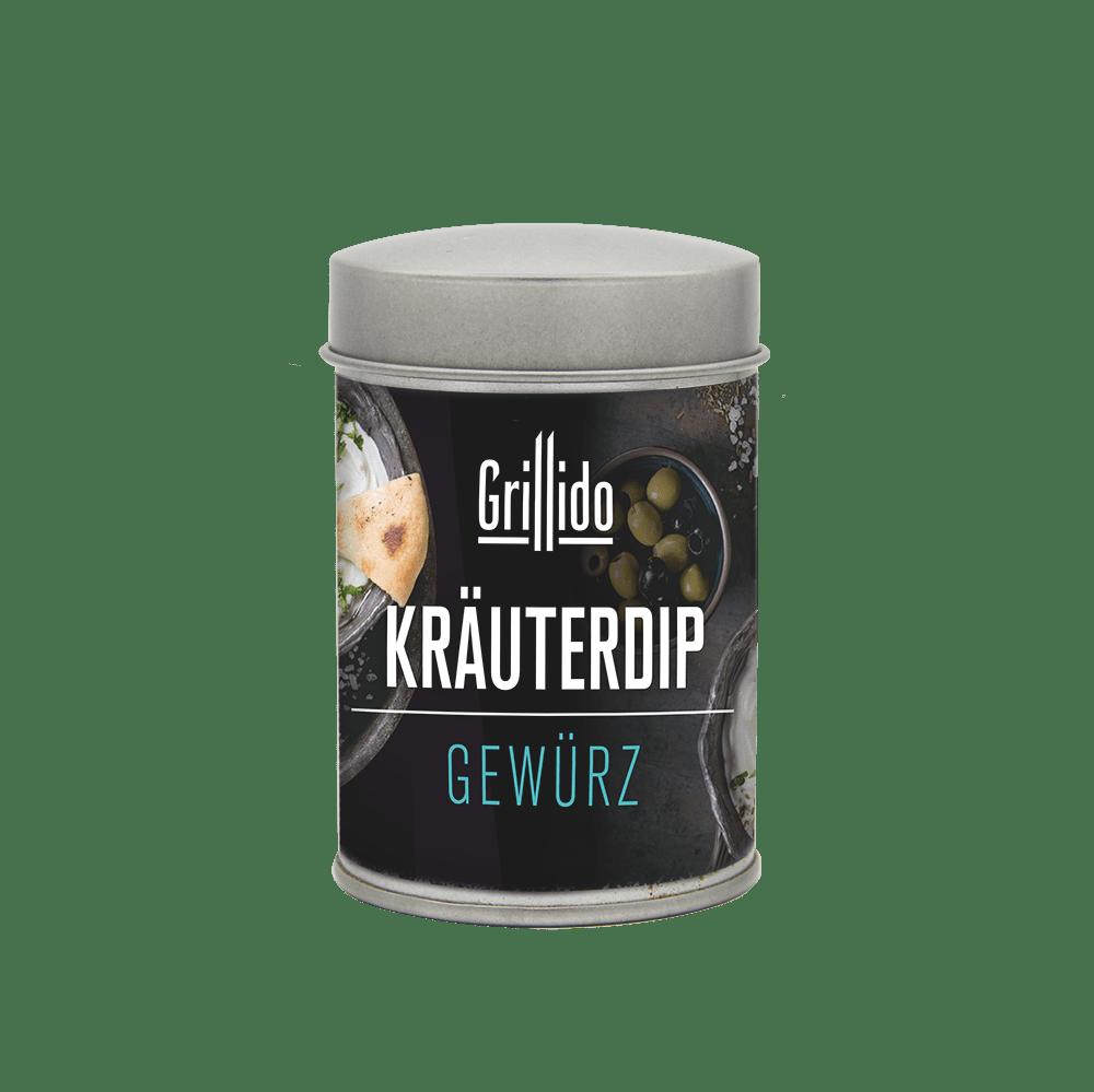 Grillido Kräuterdip Gewürz
