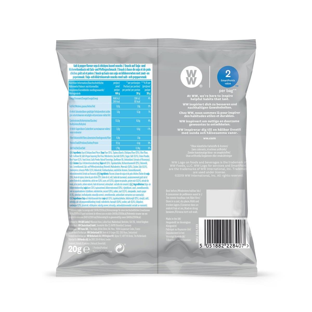 WW Salz & Pfeffer Chips 5er Pack 2
