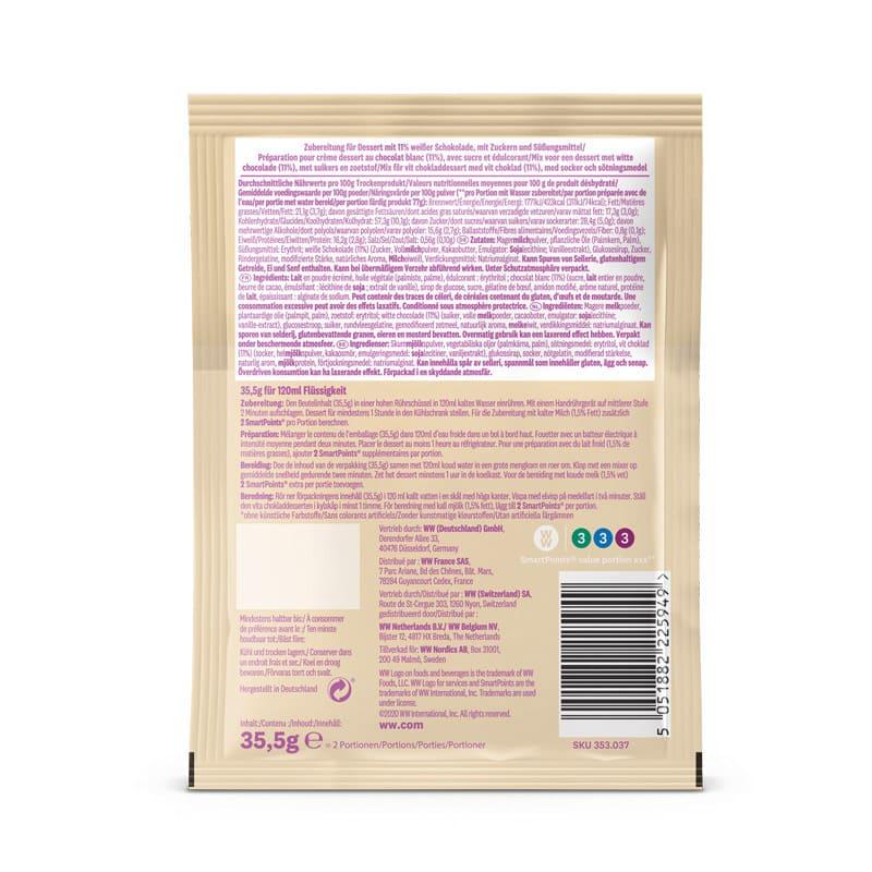 WW Weißes Schokoladenmousse Doppelpack 3