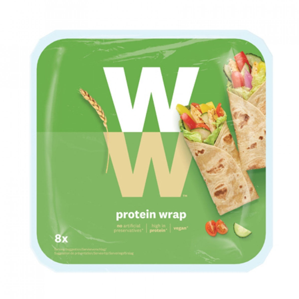 WW Wrap mit Protein