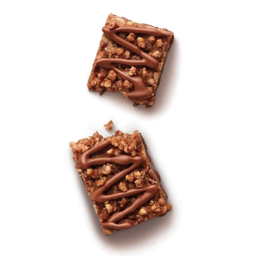 WW Barre de céréales chocolat et caramel 2
