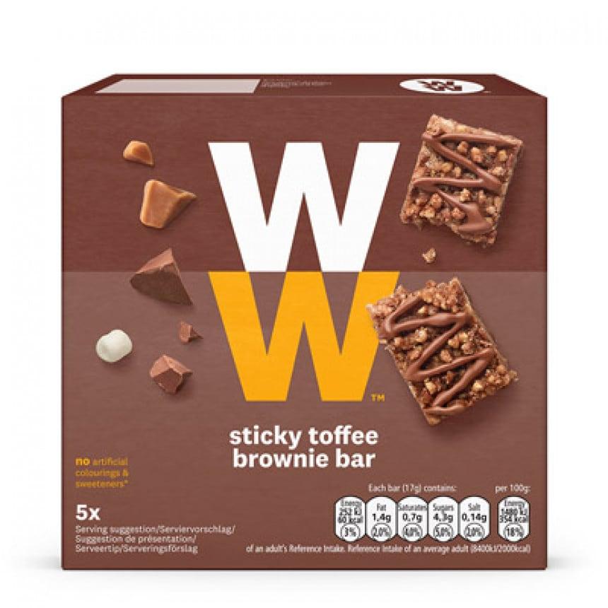 WW Müsliriegel Schokolade & Karamell