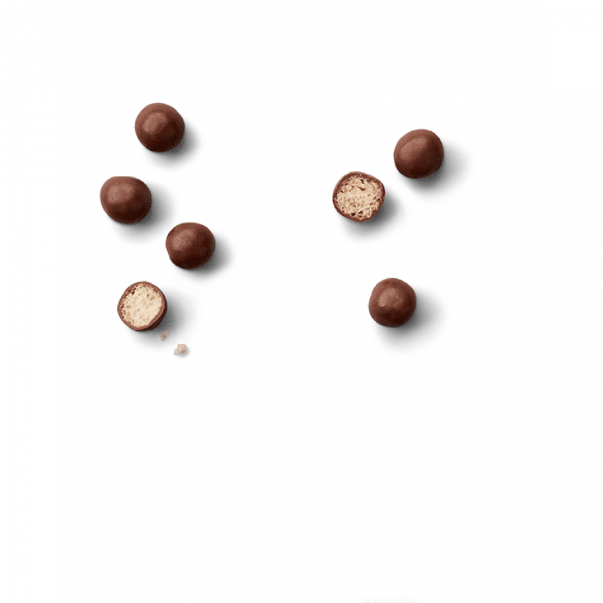 WW Knusperkugeln Milchschokolade 5er Pack 1