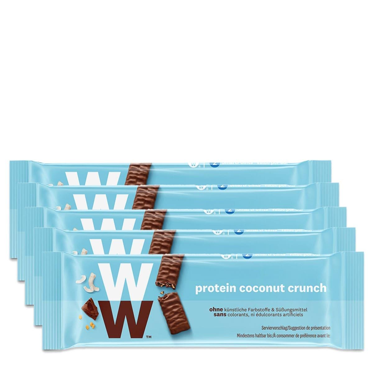 WW Proteinriegel Kokos 5er Pack