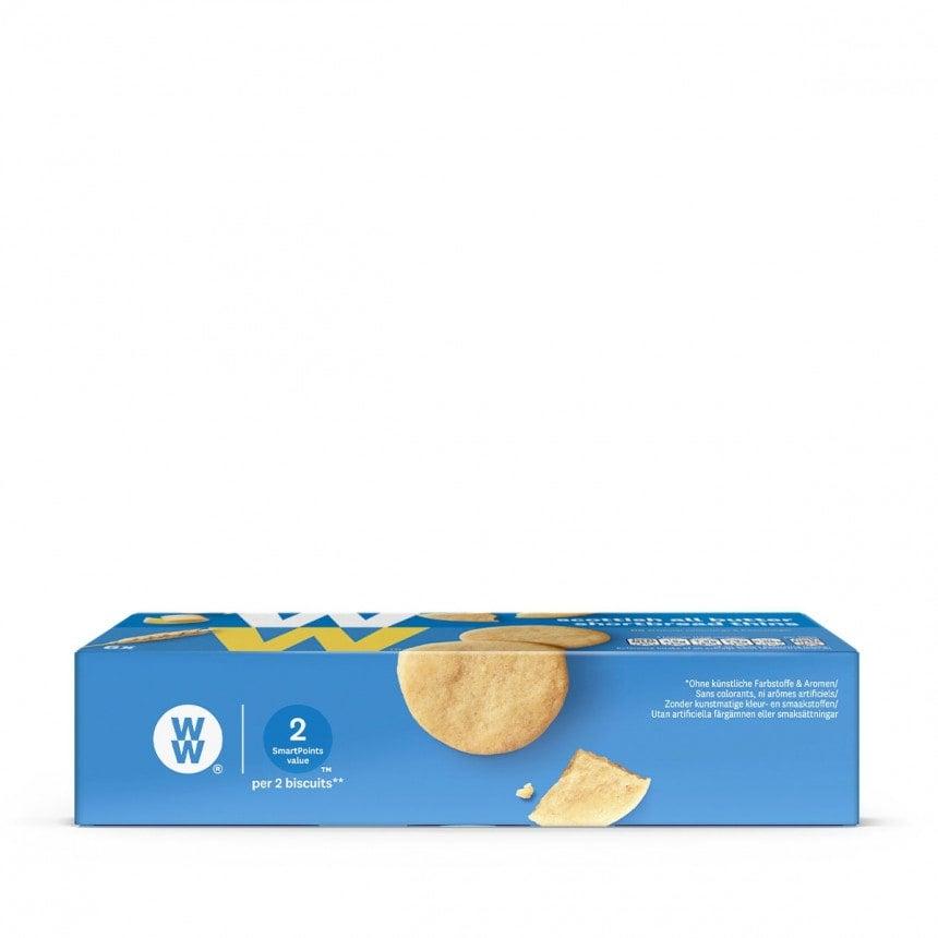 WW Pack de 2 sachets de biscuits au beurre 3