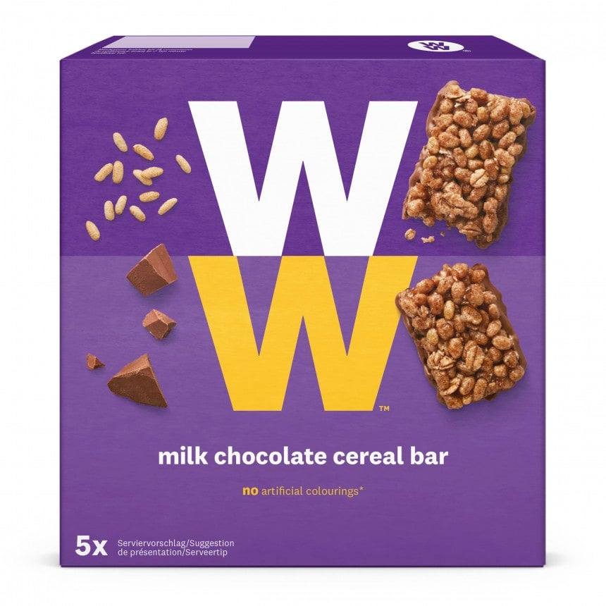 WW Müsliriegel Vollmilchschokolade