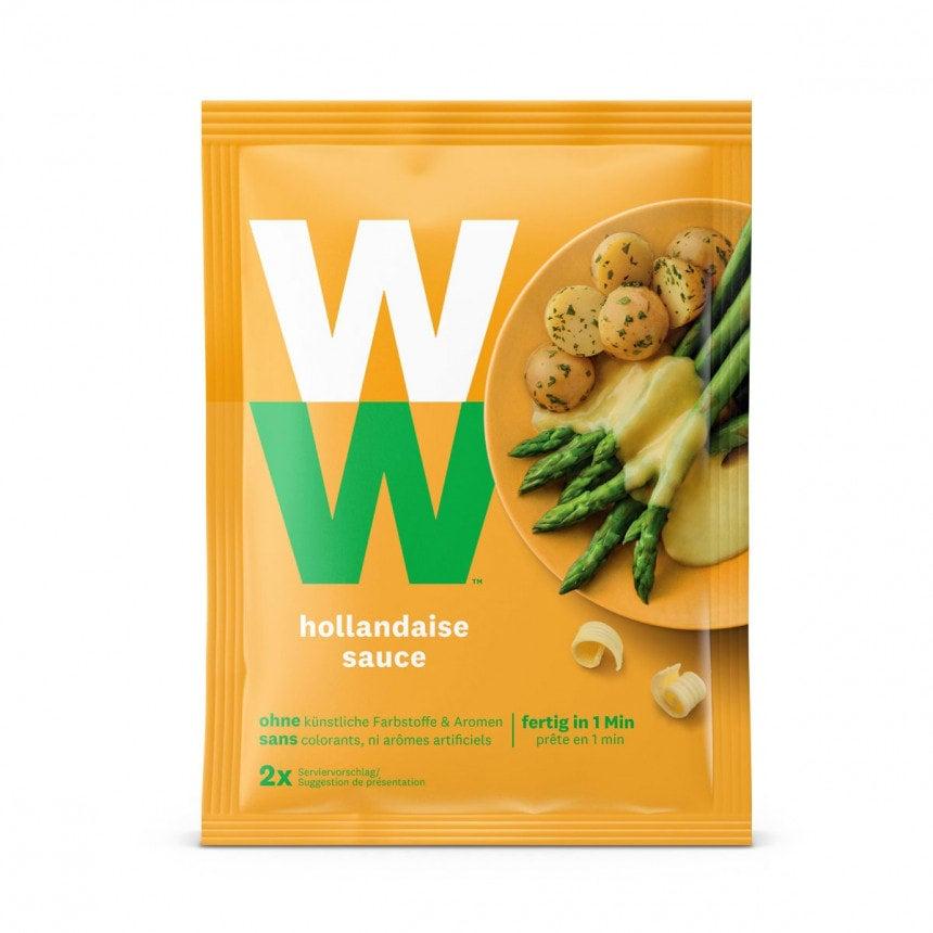 WW Sauce für Spargel und Gemüse