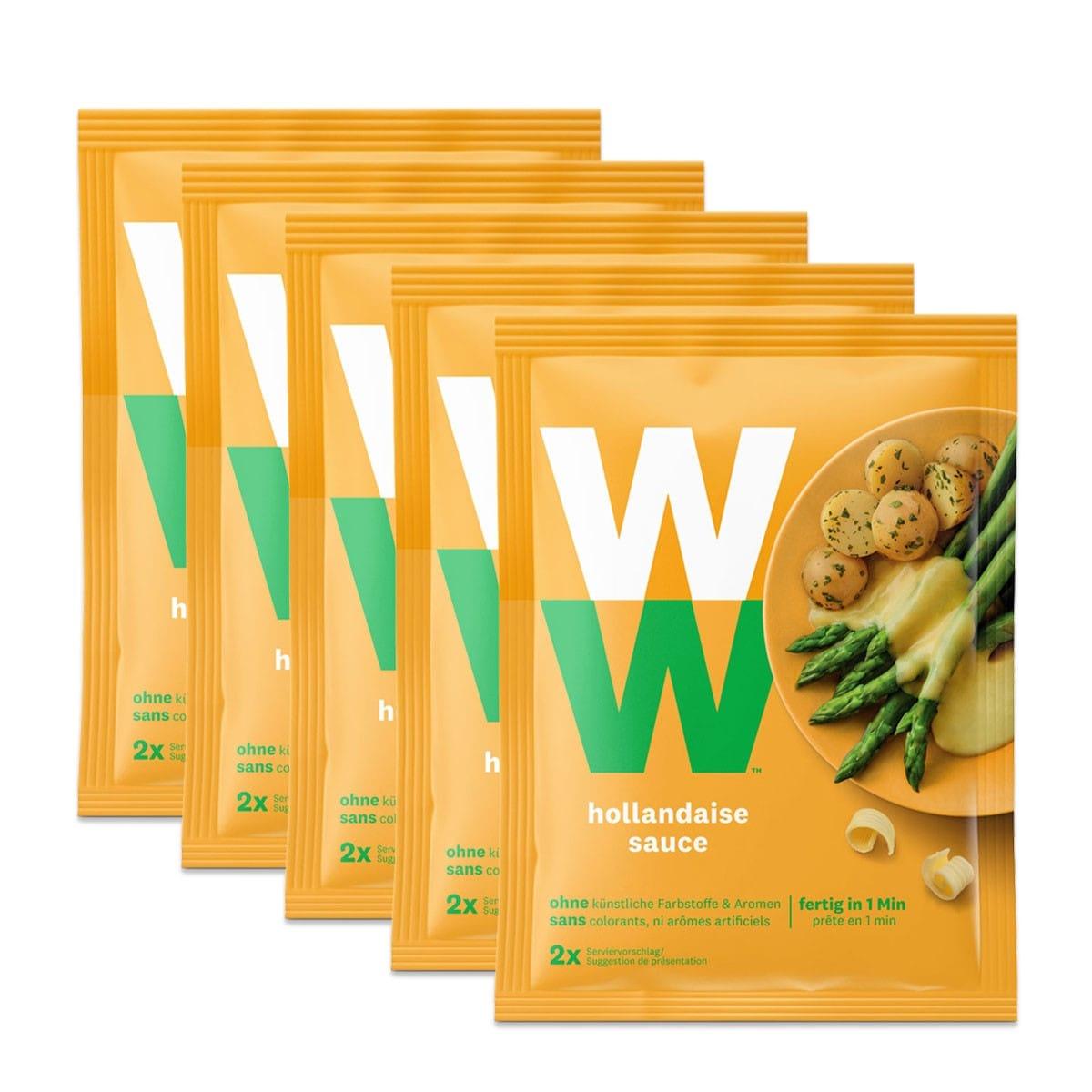 WW Sauce Hollandaise für Spargel und Gemüse - 5 für 4