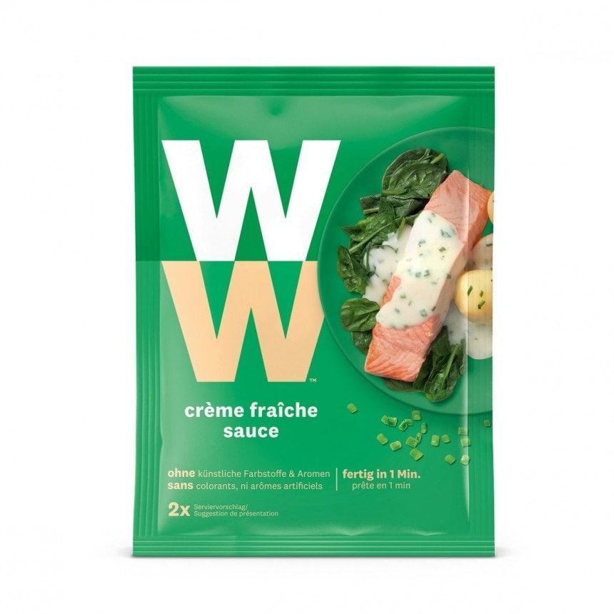 WW Sauce Creme Fraîche