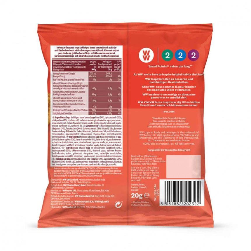 WW Chips de soja et pois chiche 3