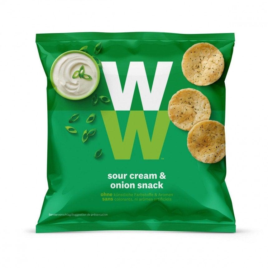 WW Chips Sauerrahm-Zwiebel