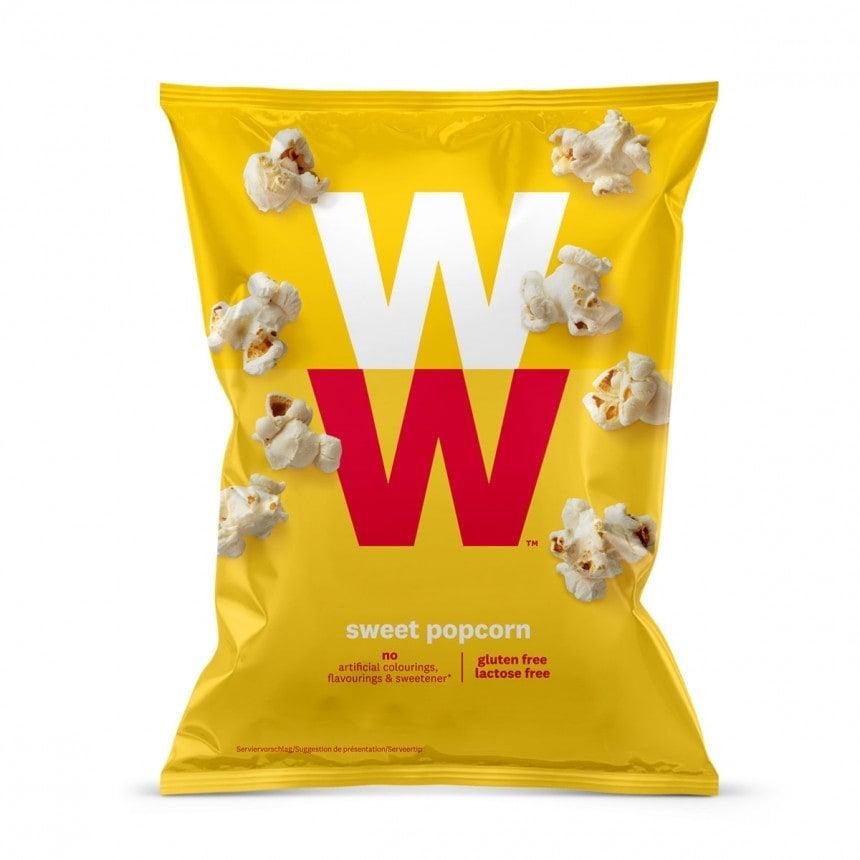 WW Popcorn süß