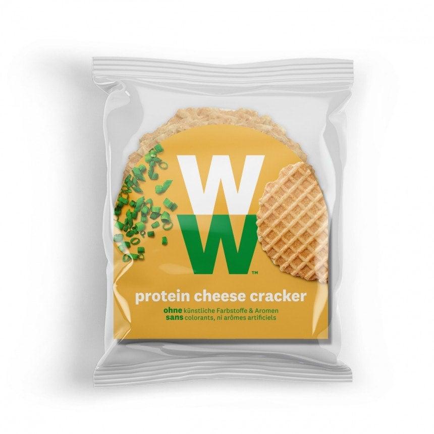 WW Cracker Käse