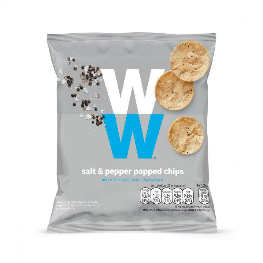 WW Chips Salz & Pfeffer