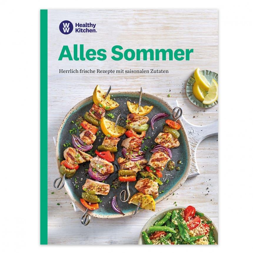 """WW Kochbuch """"Alles Sommer"""" (45 Rezepte)"""