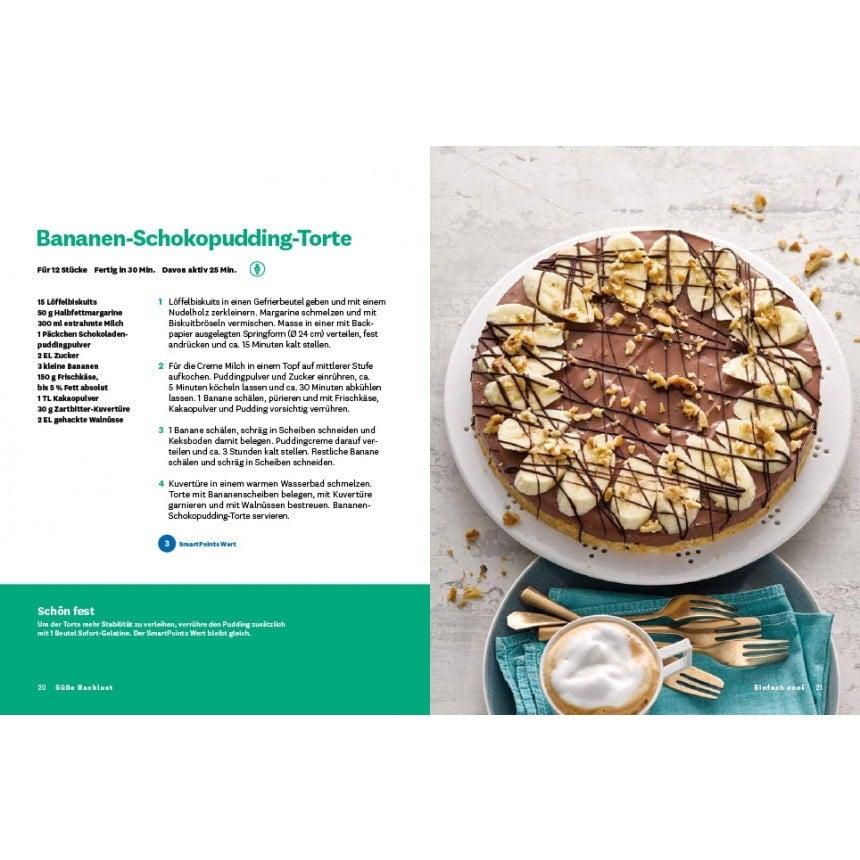 """DE: WW Kochbuch """"Süße Backlust"""" (40 Rezepte) 3"""