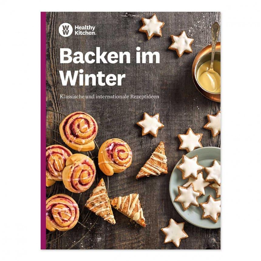 """DE: WW Kochbuch """"Backen im Winter"""" (44 Rezepte)"""