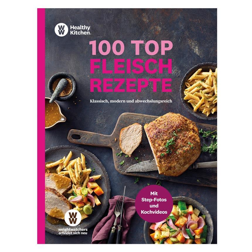 """WW Kochbuch """"100 Top Fleischrezepte"""""""