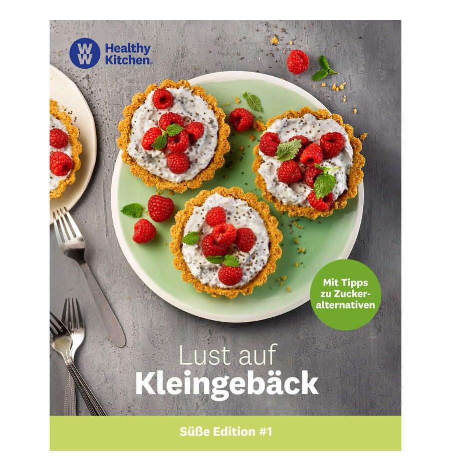 "WW Kochbuch ""Lust auf Kleingebäck"", Süße Edition #1 (22 Rezepte)"