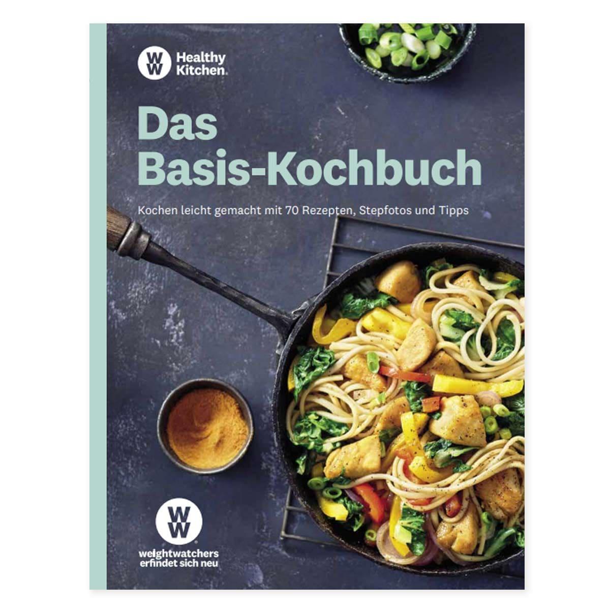 """WW Kochbuch """"Das Basis-Kochbuch"""" (70 Rezepte)"""