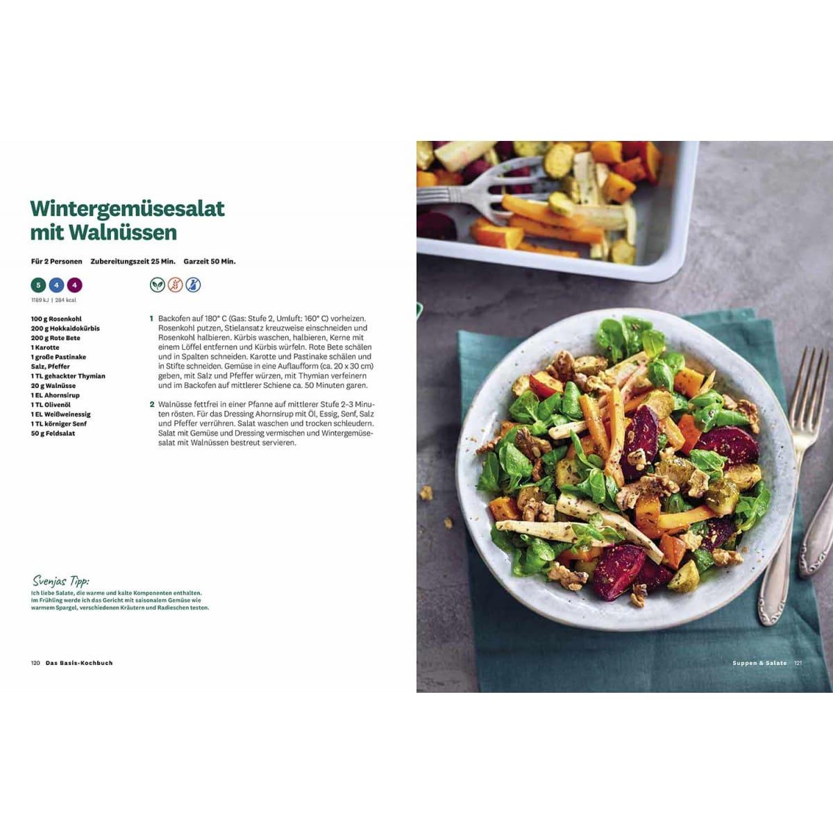"""WW Kochbuch """"Das Basis-Kochbuch"""" (70 Rezepte) 3"""