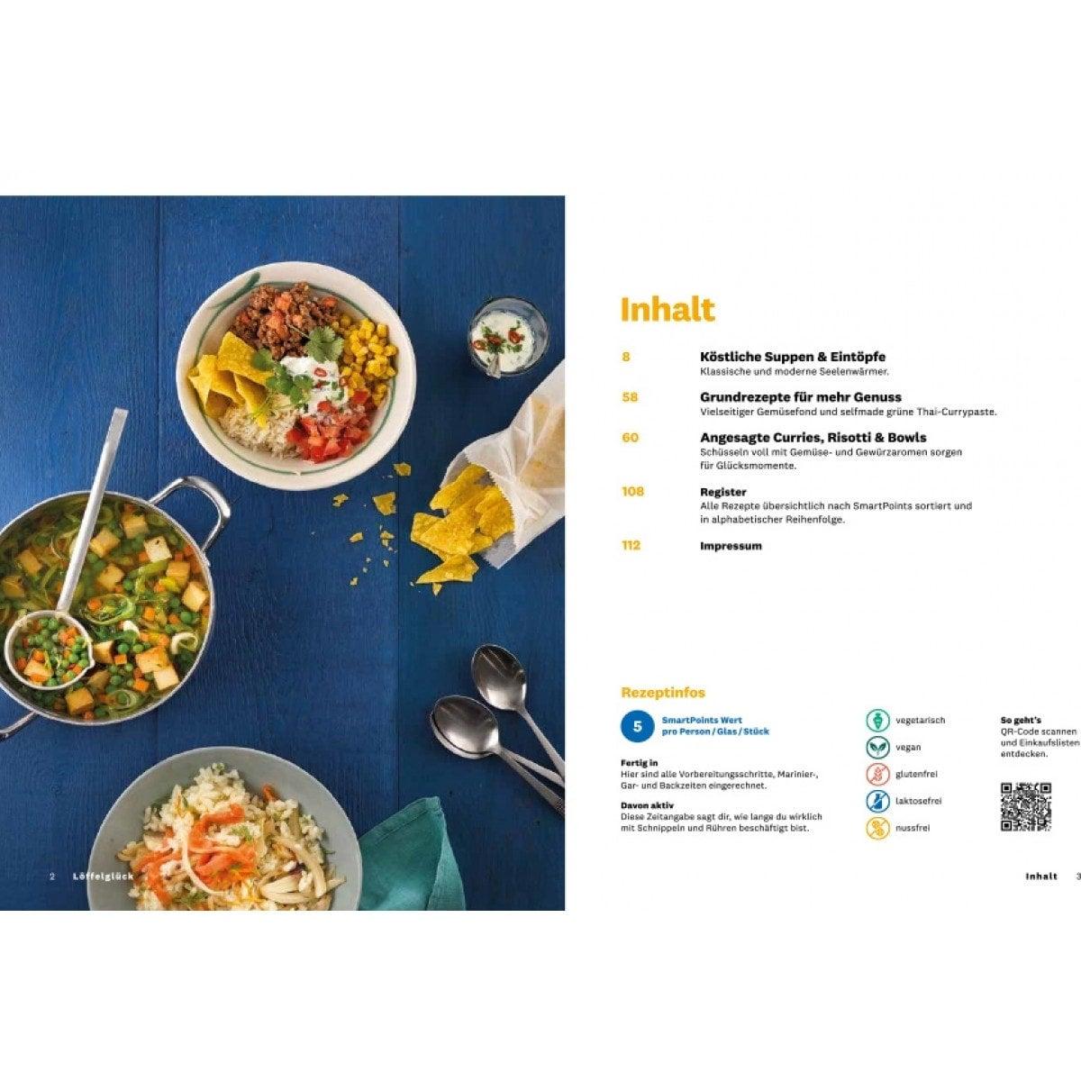 WW Kochbuch Löffelglück (47 Rezepte) 3
