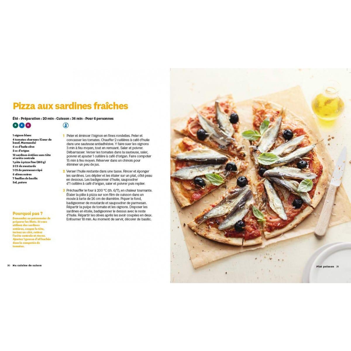 FR: Ma cuisine de Saison (40 recettes) 3