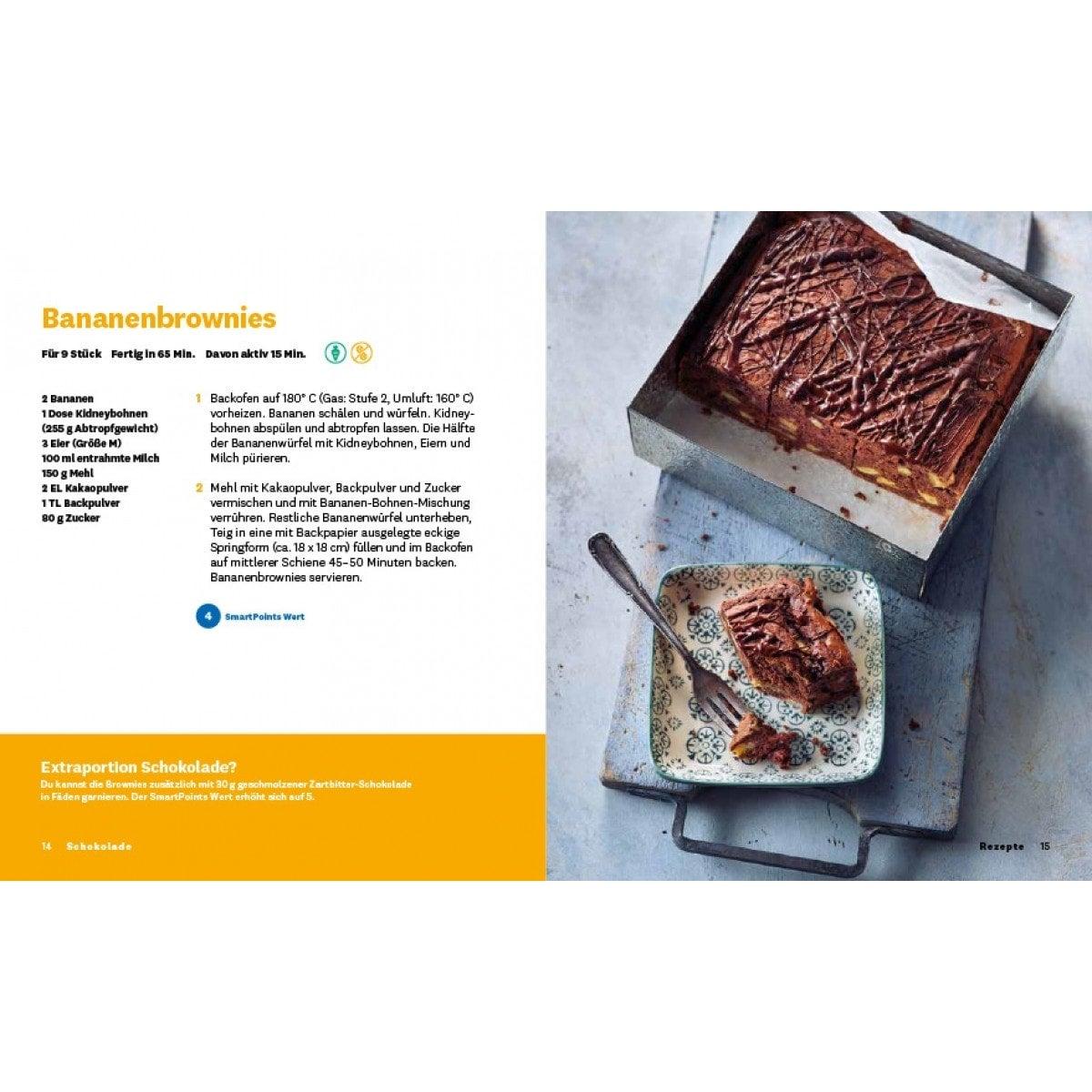 "WW Kochbuch ""Schokolade"", #3 Quickies (20 Rezepte) 2"