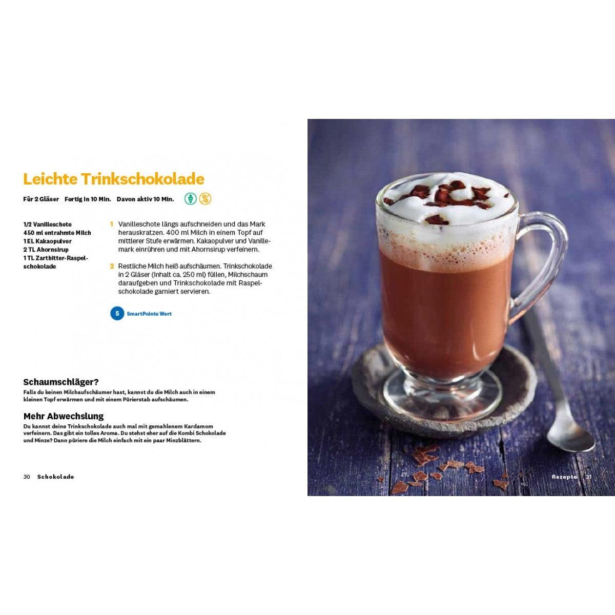 "WW Kochbuch ""Schokolade"", #3 Quickies (20 Rezepte) 4"