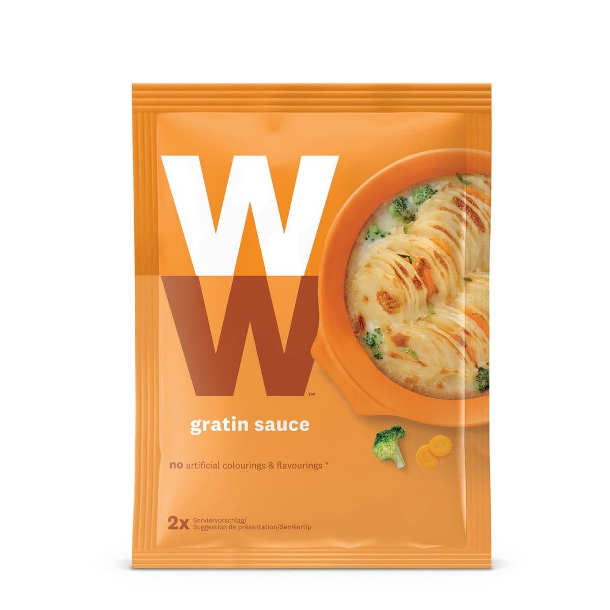 WW Sauce à gratin – 4 au prix de 3 2