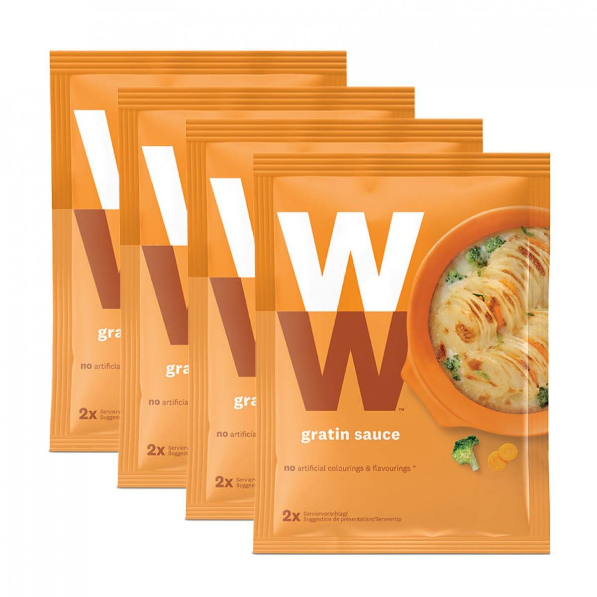 WW Gratin Sauce - 4 für 3