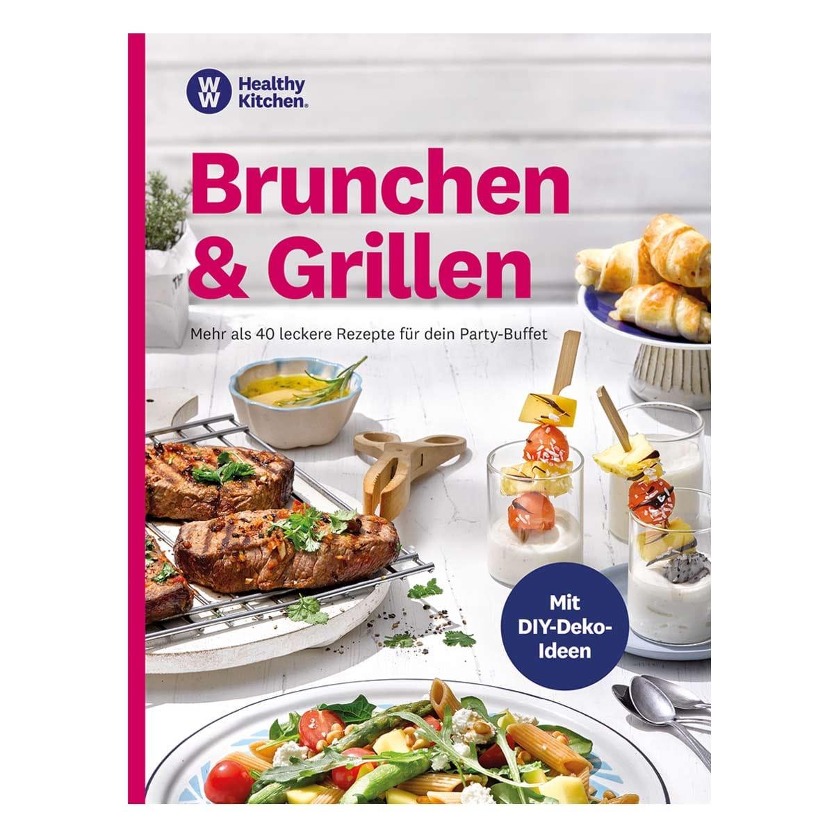 WW Kochbuch Brunchen & Grillen (40 Rezepte)