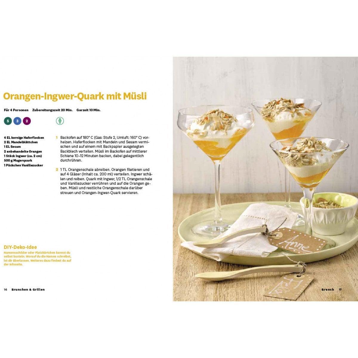 WW Kochbuch Brunchen & Grillen (40 Rezepte) 2
