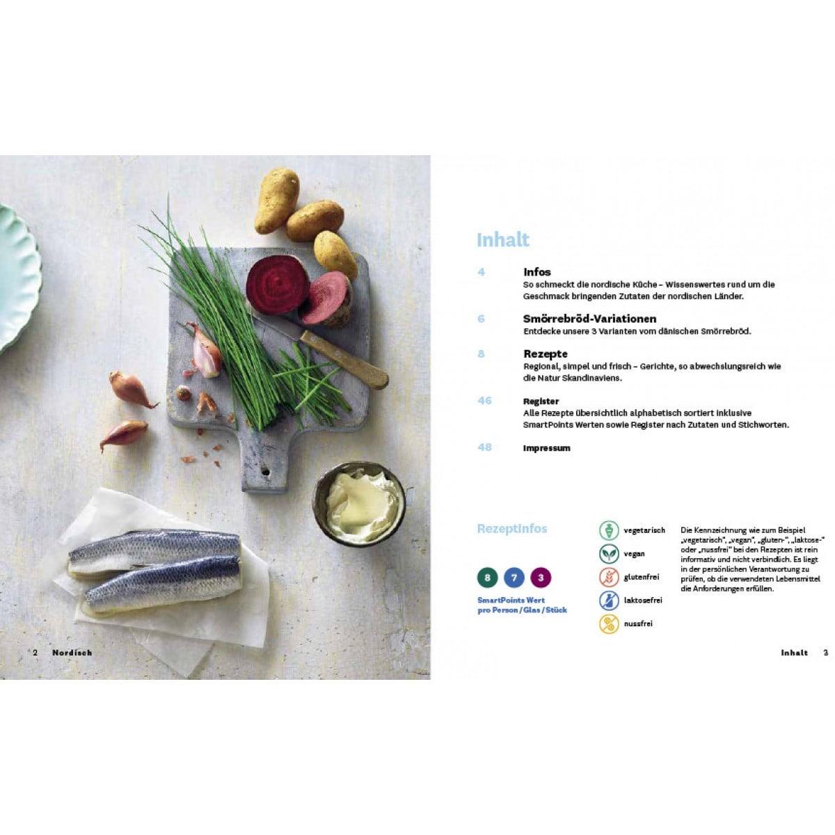 WW Kochbuch Nordisch, #5 Länder-Edition (22 Rezepte) 5