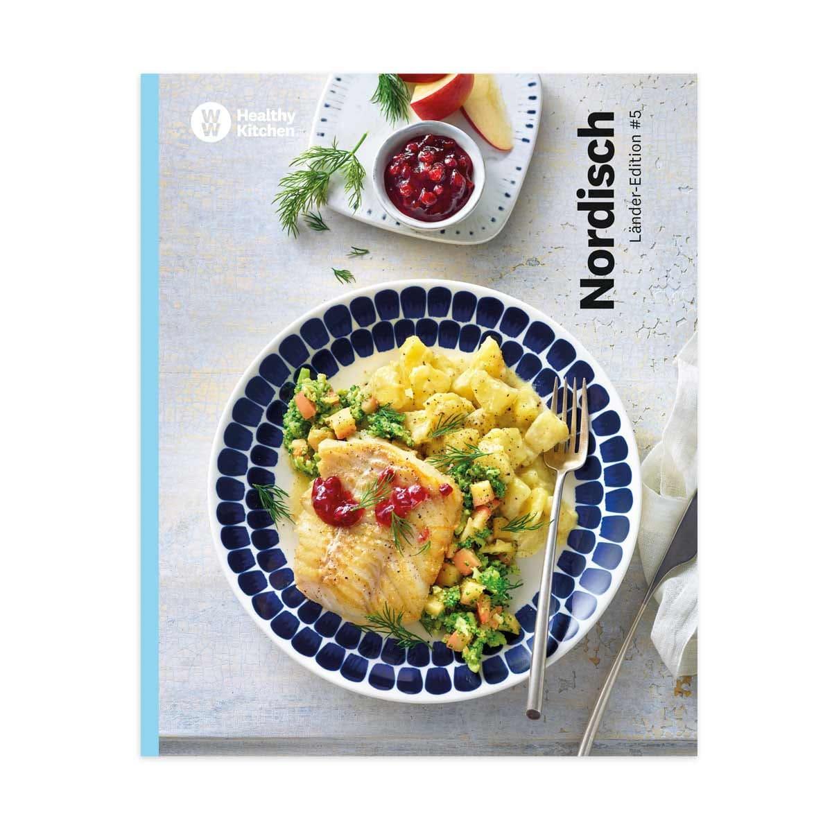 WW Kochbuch Nordisch, #5 Länder-Edition (22 Rezepte)