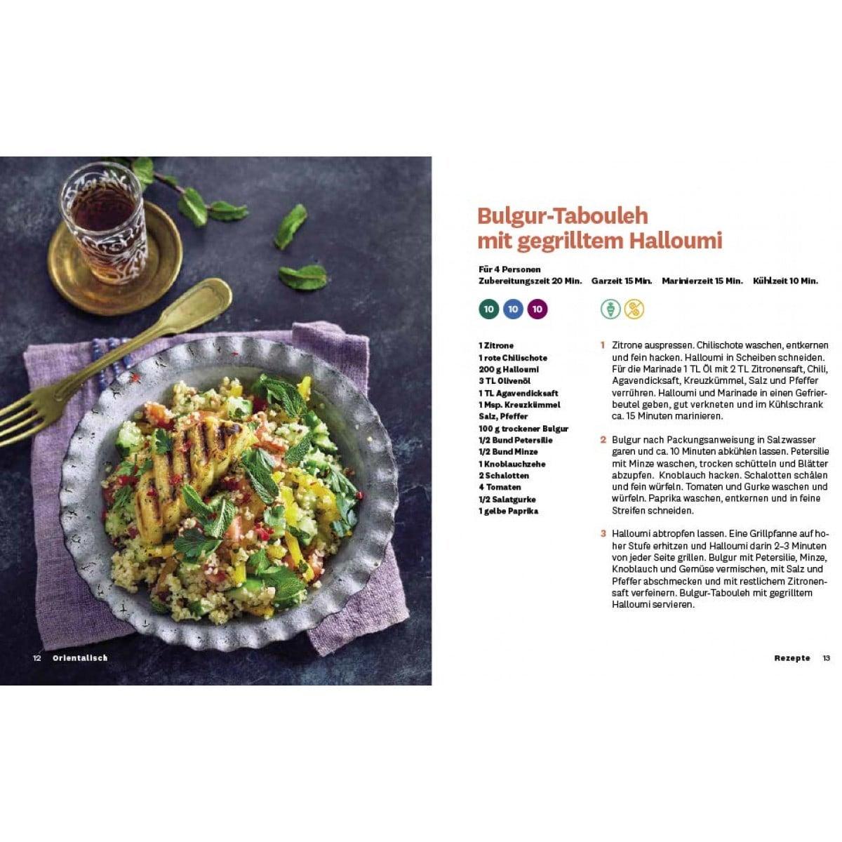 WW Kochbuch Orientalisch, #4 Länder-Edition (22 Rezepte) 4