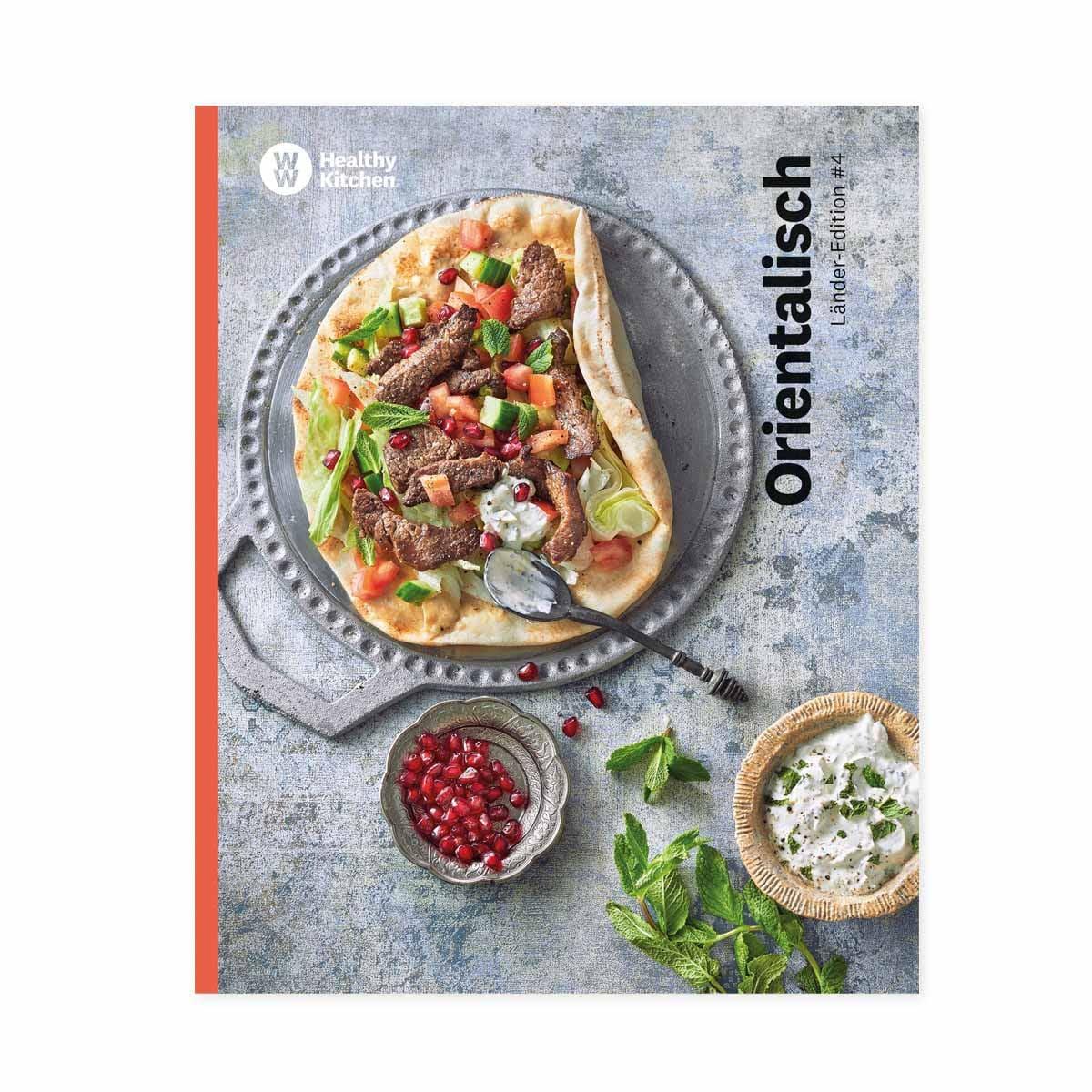 WW Kochbuch Orientalisch, #4 Länder-Edition (22 Rezepte)