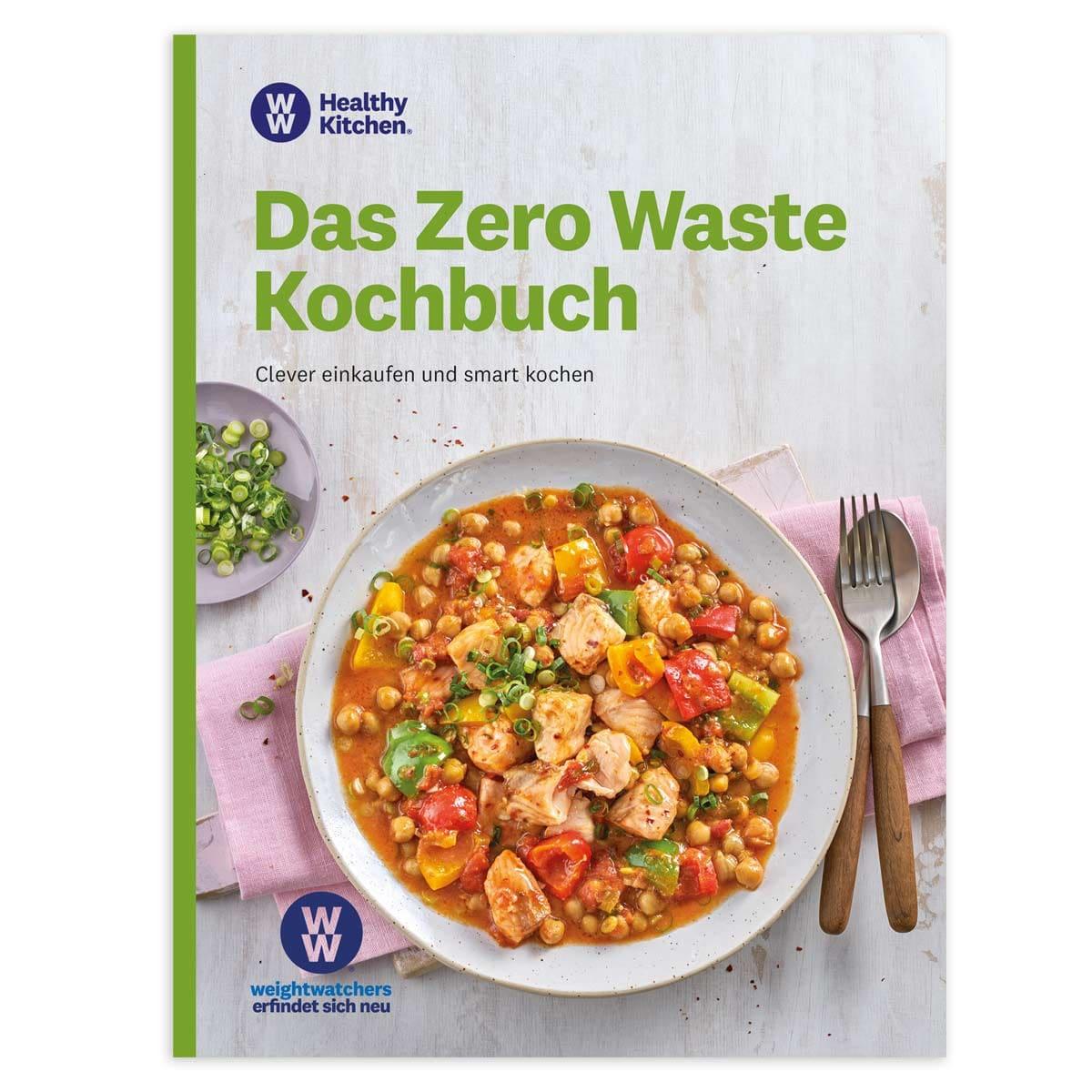 """WW Kochbuch """"Zero Waste"""" (43 Rezepte)"""