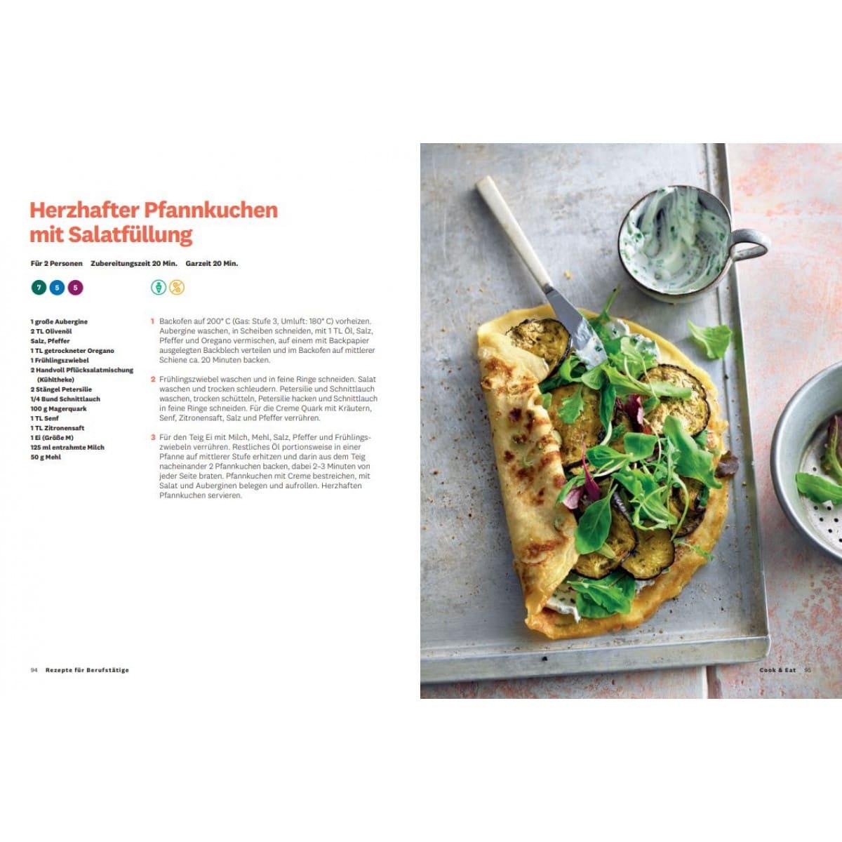 """WW Kochbuch """"Rezepte für Berufstätige"""" (60 Rezepte) 5"""