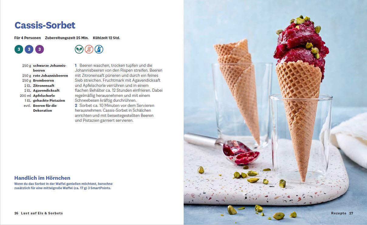 Kochbuch Lust auf Eis und Sorbet6