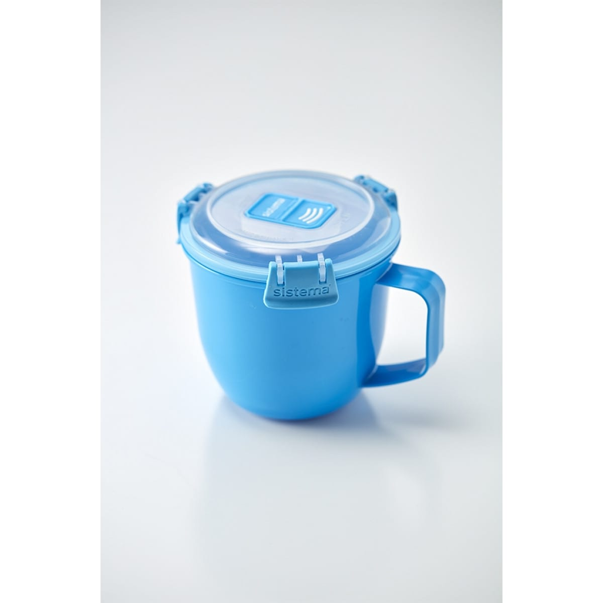 Sistema Soup Mug bleu, avec couvercle 565 ml 2