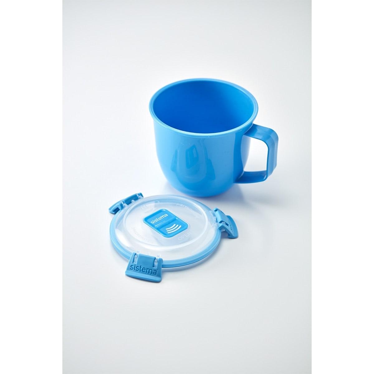 Sistema Soup Mug bleu, Couvercle sur le sol, 565 ml 2