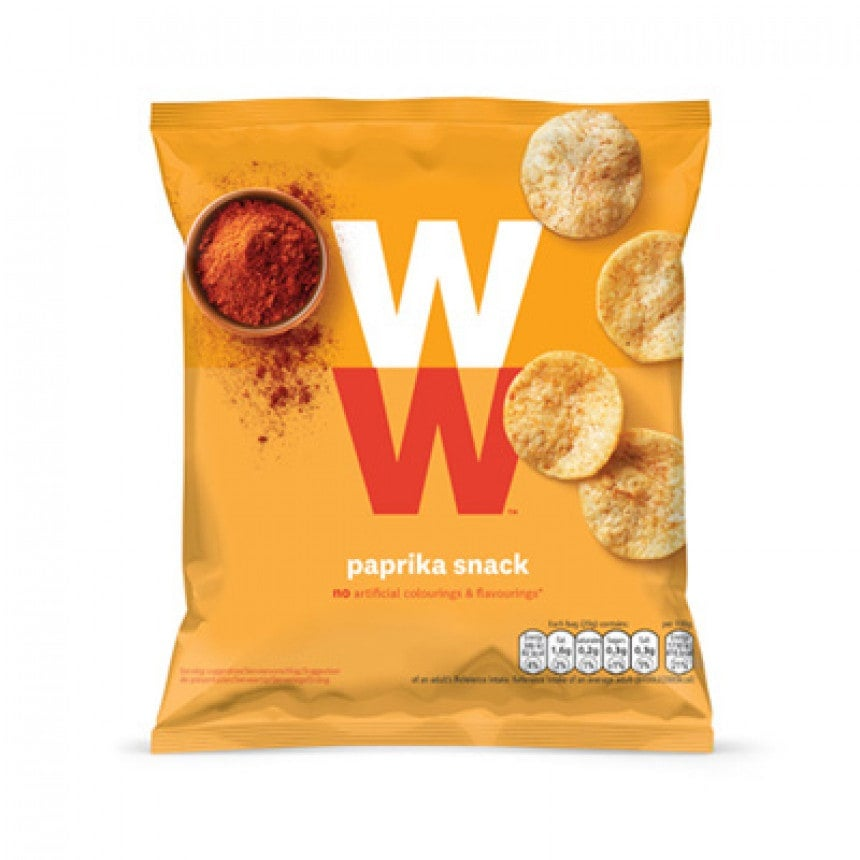 WW Chips Paprika