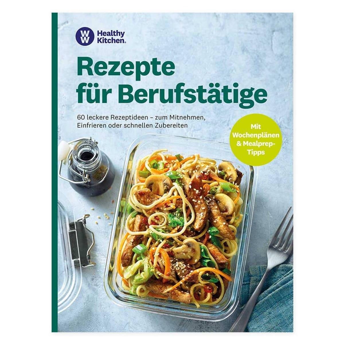 """WW Kochbuch """"Rezepte für Berufstätige"""" (60 Rezepte)"""