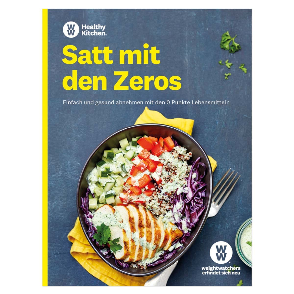 "WW Kochbuch ""Satt mit den Zeros"" (71 Rezepte)"