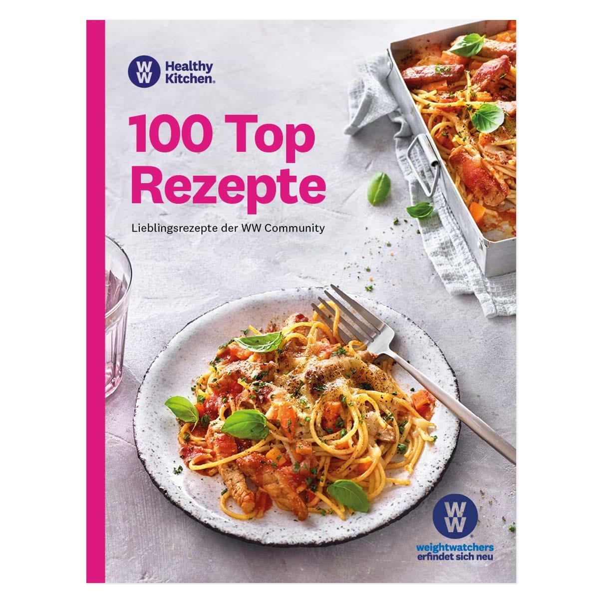 """WW Kochbuch """"100 Top Rezepte"""""""